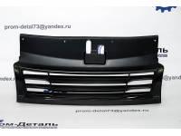 Накладка радиатора Патриот н.о. (Хай Люкс) 3163-8401014