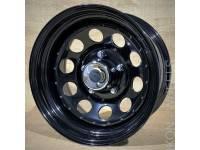 Диск колесный Р16 УАЗ IKON SNC032 ET- 22 5х139,7 8х16 черный