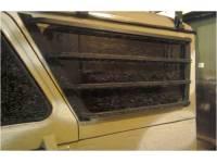 Защита задних боковых окон на УАЗ Барс