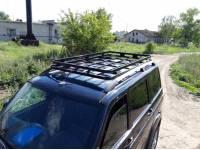 Багажник Скрытый Корзина на УАЗ Патриот