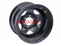 Диск колесный стальной УАЗ R16 OFF-ROAD Wheels 1680-53910 BL -19 A15 (черный)