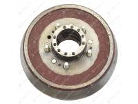 Ступица заднего колеса (с тормозным барабаном,с импульсным кольцом)+ (3163-00-3104010-00)