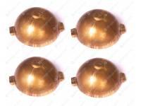 Вкладыш шкворня (бронза) н/о (2 усика) (Ваксойл-Сервис) (3160-00-2304013-00)