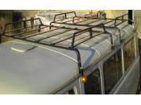 Багажник на УАЗ 452 разборный (8 опор)